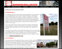 Simmons Commercial Real Estate, Tyler Texas